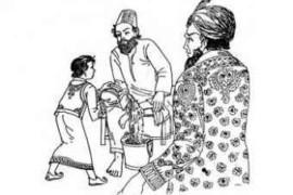 বাদশা আলমগীর, তাহার কুমার এবং মৌলবী বিষয়ে