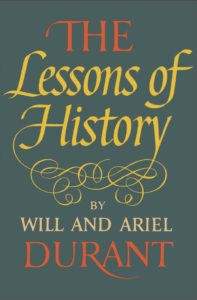 ইতিহাসের শিক্ষাসমূহ