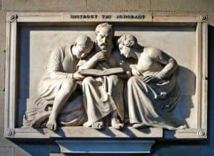 যে কারণে অল্পবুদ্ধিরা বুঝতে পারে না তারা অল্পবুদ্ধি